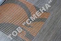 Фасадная стеклосетка 160 г/кв. м SSA 1363 4SM Valmiera (оранжевая)