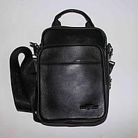 Мужская кожаная сумочка 6008