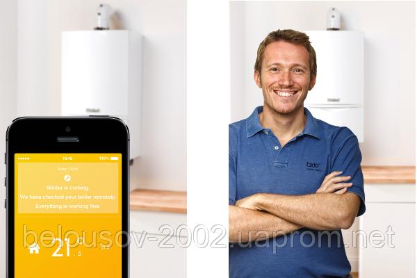 "Smart thermostat tado"""