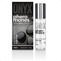 Туалетная вода с феромонами для мужчин Onyx, 14 мл
