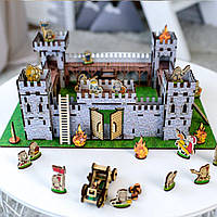 Деревянный замок-конструктор Nestwood Mini-1, фото 1