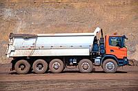 Scania представила самосвал на 50 тонн