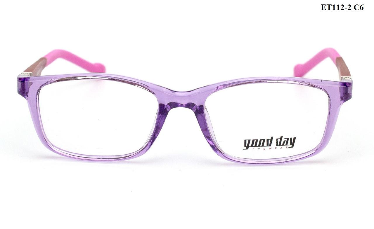 Дитяча кольорова оправа для окулярів для дівчаток