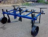 Культиватор для мототрактора 1.5м, фото 2