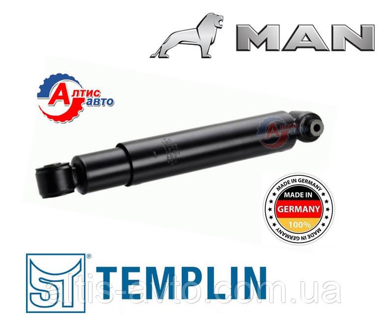 Амортизатор MAN 8.150, 8.180, 8.163 L2000 задний Templin