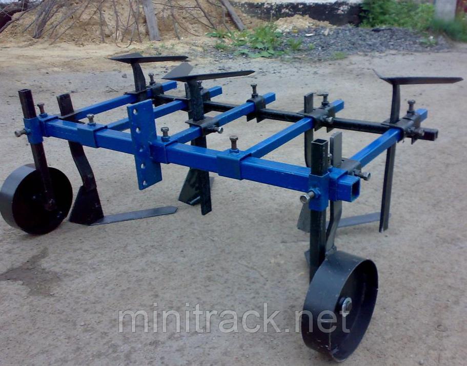 Культиватор для мототрактора 1.5м