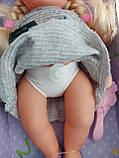 Кукла с инсулиновой помпой ручной работы, фото 4