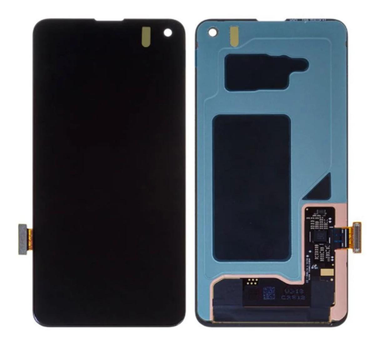 Модуль для Samsung Galaxy S10e, Samsung G970, черный, дисплей + сенсор
