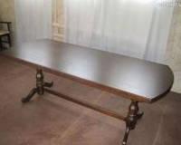 """Стол деревянный """"Гирне дуга """" 2200(2600)х1040, фото 1"""