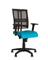 Кресло операторское E-MOTION R black ES PL64