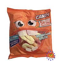 Жевательные конфеты candi персиковые колечки 200 г