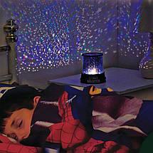 Проектор звездного неба с адаптером KS Star Master Black R150596, фото 3