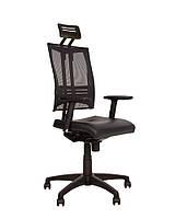 Кресло операторское E-MOTION R HR black ES PL64