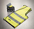 Детский сигнальный аварийный жилет Audi Safety Vest for Children, артикул 82262288693, фото 2
