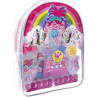 Набор - рюкзак с детской косметикой Townley Girl, Тролли, Trolls Cosmetic Backpack Set. Оригинал