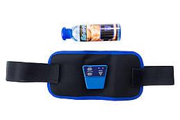 Тренажер-міостимулятор для м'язів преса Elite - AbGymnic (Gel) (EL-1311-Big), (Оригінал)