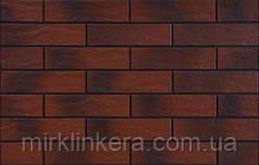 Клинкерная плитка Cerrad Burgund фасадная рустикальная с оттенком