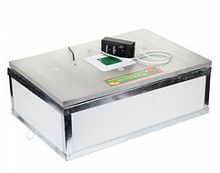 Инкубатор бытовой Наседка, на 54 яиц, автоматический, цифровой, края усилены металлом