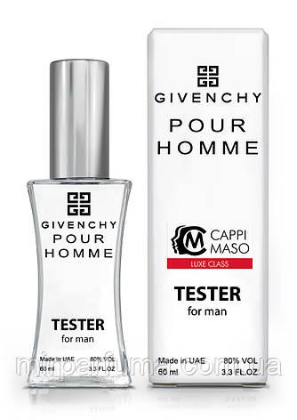 Мужской парфюм тестер Givenchy Pour Homme Tester 60ml копия, фото 2