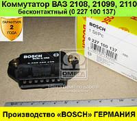 Коммутатор бесконтактный ВАЗ 2108 21099 2110 1.5л пр-во Bosch