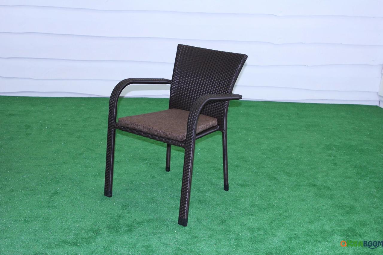 Подушки к стульям Сл-001 и Сл-003, Садовая мебель из искусственного ротанга, Украина