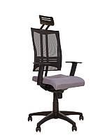Кресло операторское E-MOTION R5 HR black ES PL64
