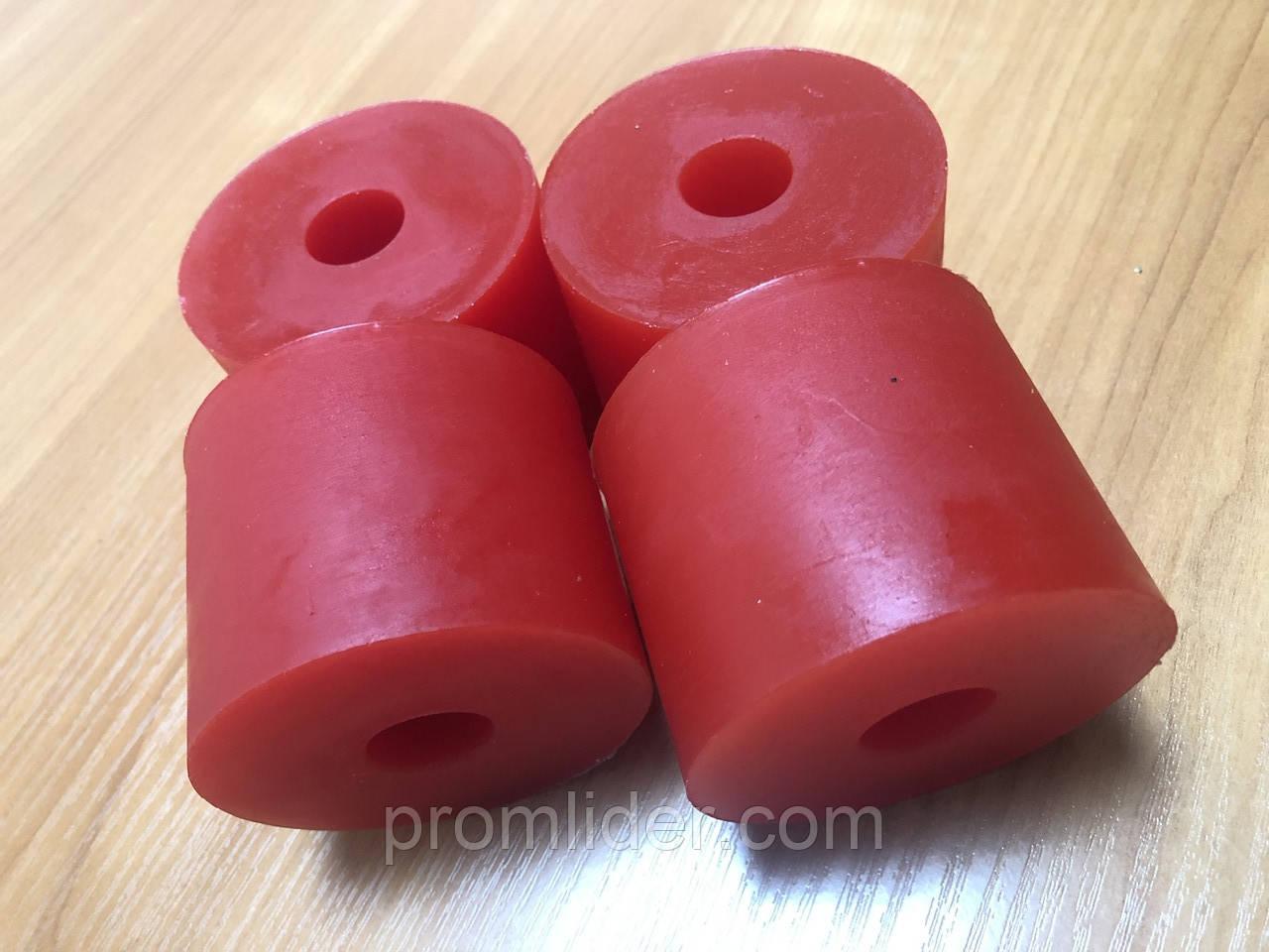 Демпфер полиуретановый (буфер) 21х75х60