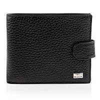 Мужской кошелек портмоне кожаный Desisan t080/1 черный