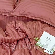 """Постельное белье двуспальное, сатин страйп """"Stripe"""", Вилюта «Viluta» VSS 66, фото 2"""