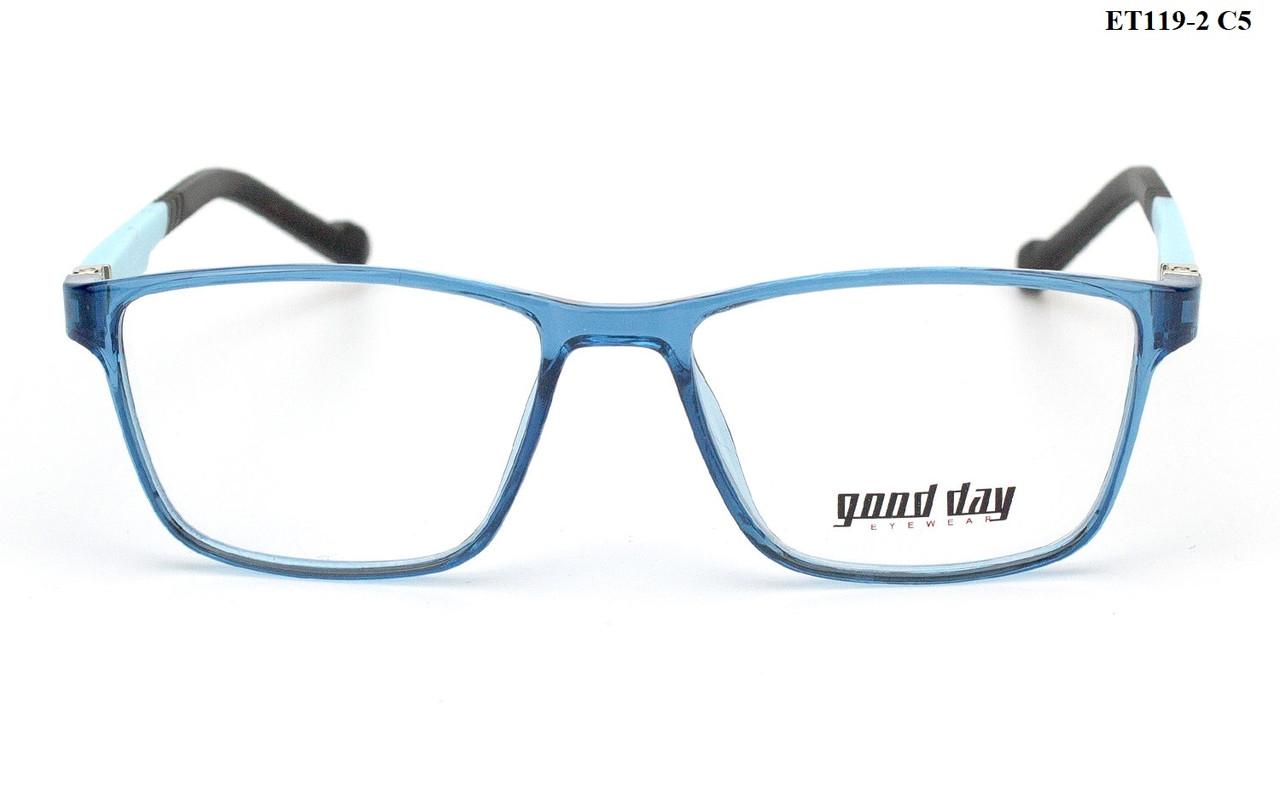 Дитяча оправа для окулярів для хлопчика (можна вставити лінзи)