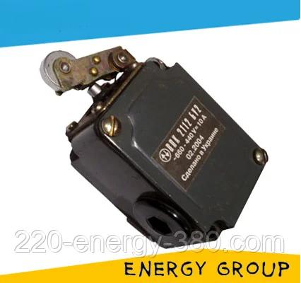 Выключатель концевой ВПК-2112 БУ2