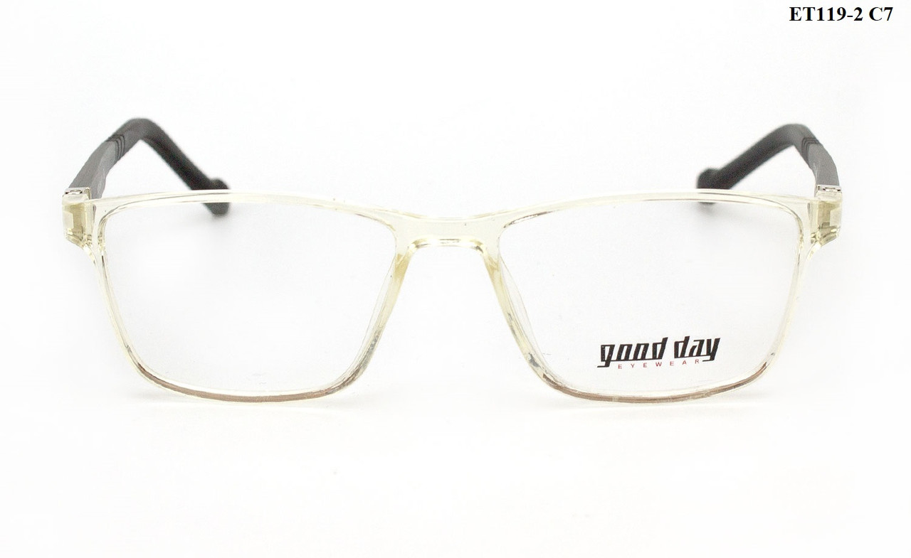 Прозора дитяча оправа для окулярів