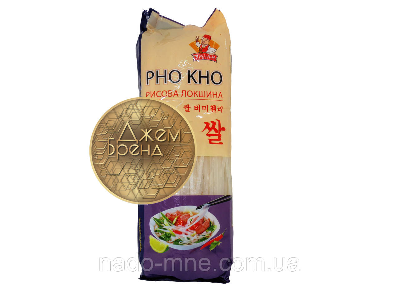 Лапша рисовая RHO KHO 300 гр.