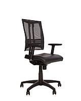 Кресло операторское E-MOTION R black ST PL64