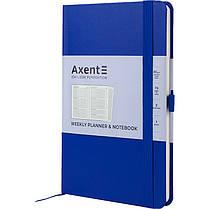 Еженедельник недатированный Axent Partner Strong 8602, A5-, 125x195 мм, 96 листов, фото 3