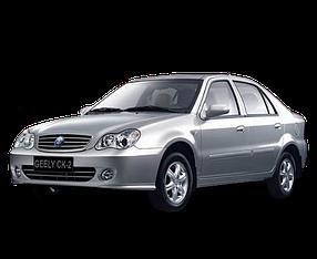 Авточехлы для Geely (Джили) CK 2/Otaka 2008-2016