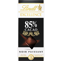 Шоколад Lindt Excellence 85% Cacao