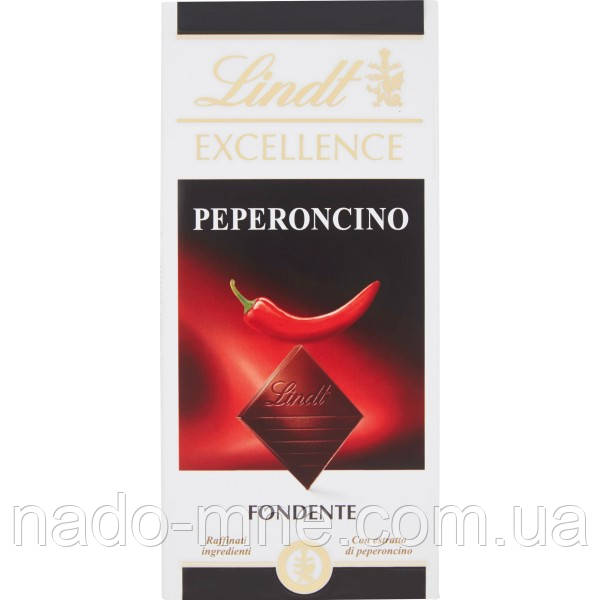 Шоколад Lindt Peperoncino