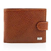 Мужской кошелек портмоне кожаный Desisan t080/2 коричневый