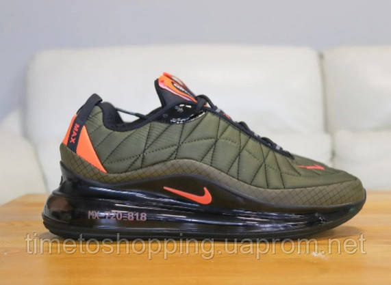 Мужские кроссовки Nike Air Max 720-818 Найк Аир Макс (41,42,43,44,45)