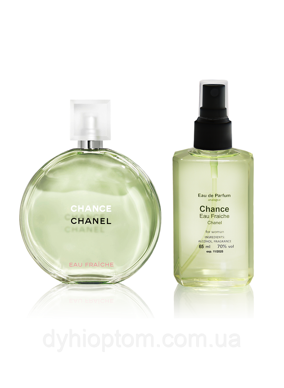 Парфумована вода для жінок Chance Eau Fraiche 65ml
