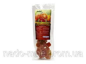 Перекус из вяленой тыквы со вкусом клубники 60 гр.