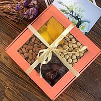 Орехово-фруктовая коробочка МАНГО-ФИНИК, 650 г