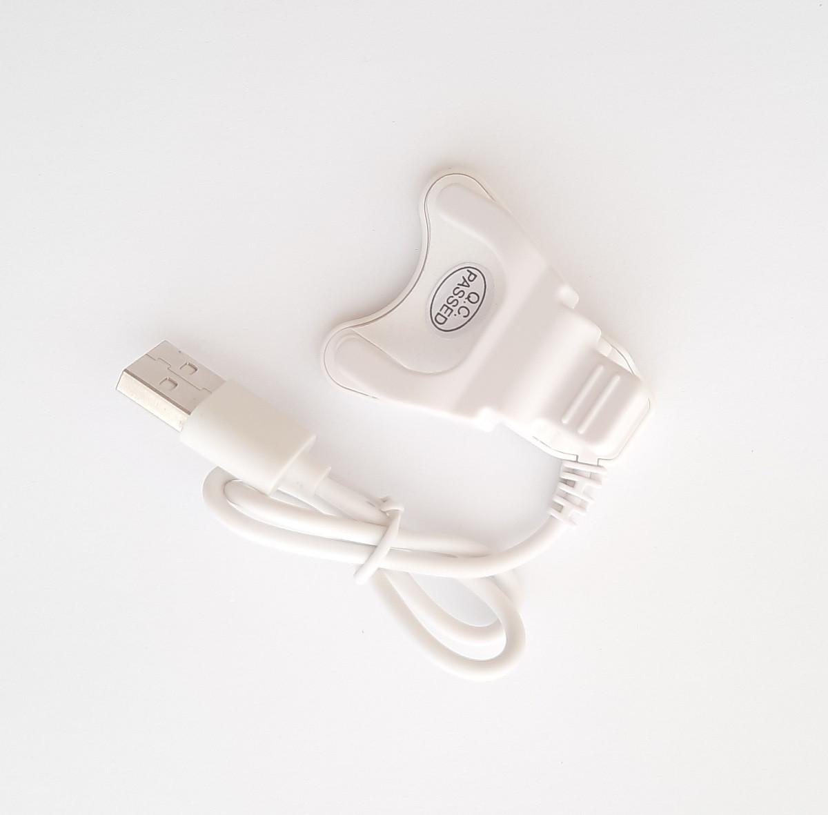 Кабель прищепка для детских смарт часов Smart baby watch Q300 / K21 / HW11 / DF50 / DF33 / Q500 DF25 / Q300S