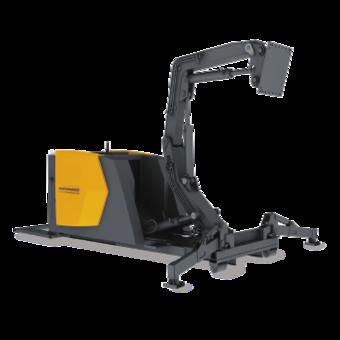 Рабочая платформа для дробилок Hartl Crusher HPS 105