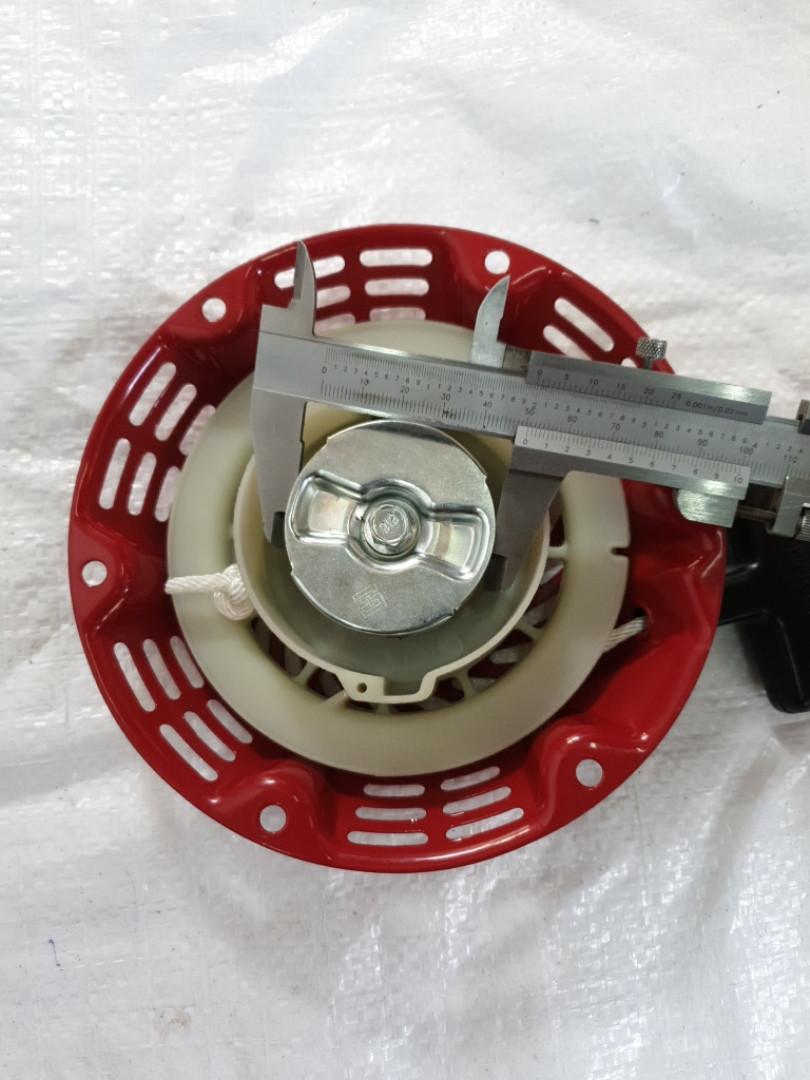 Двигатель 152/154/156 Стартер ручной 154F15