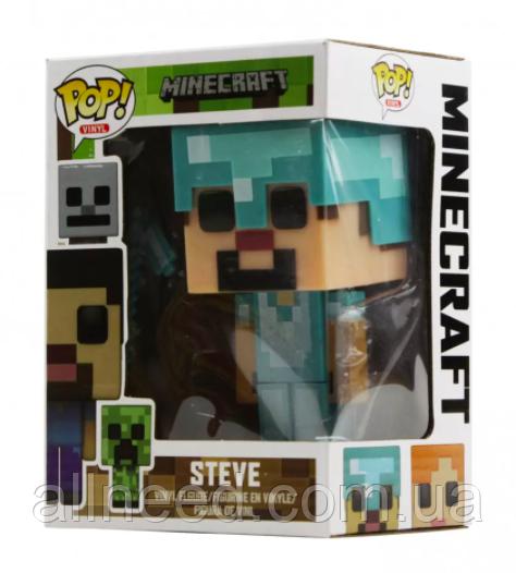 Фігурка Pop Minecraft 18892 ( Steve 18892-003)