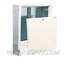 Шкаф коллекторный 340х580х110 встроенный на 2 выхода