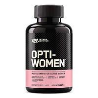 Витамины для женщин Optimum Nutrition Opti-Women (60 капс.)