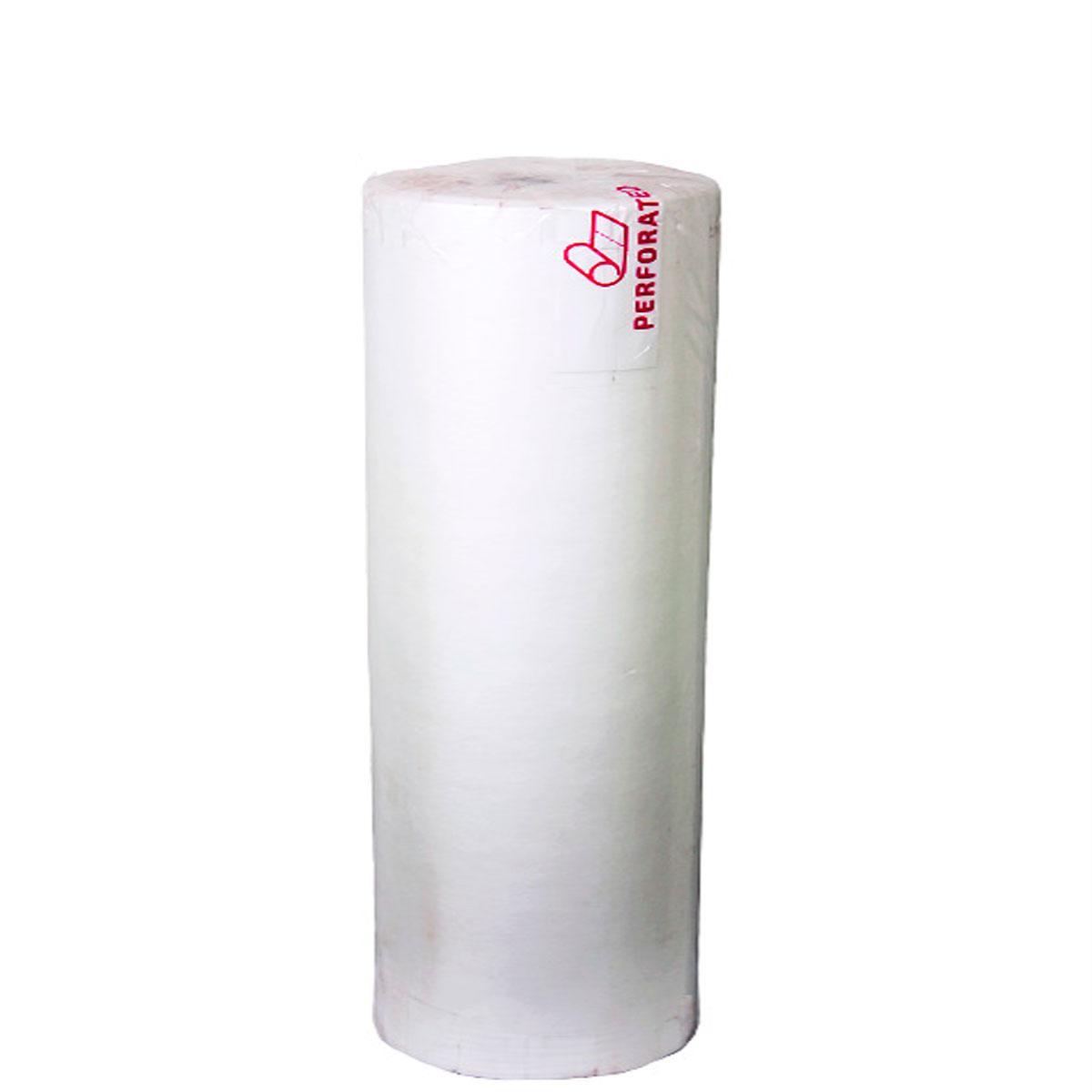 Простынь одноразовая 0,8х500м с перфорацией (20г/м²)